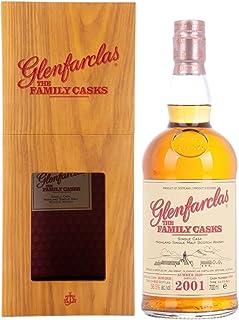 Glenfarclas THE FAMILY CASKS Single Cask SUMMER 2020 Sherry Butt 2001 56,5% Volume 0,7l in Holzkiste Whisky