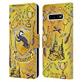 Head Case Designs sous Licence Officielle Harry Potter Hufflepuff Motif Deathly Hallows XIII Coque...