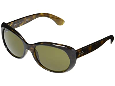 Ray-Ban RB4325 Square Sunglasses 59 mm
