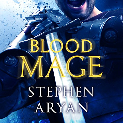 Bloodmage cover art