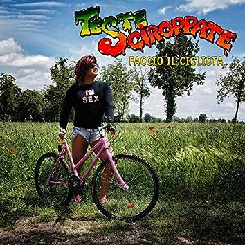 Faccio il ciclista