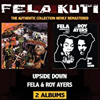 Upside Down / Fela & Roy Ayers by Fela Kuti (2013-05-20)