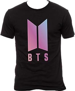 BTS Round Neck T-Shirt For Unisex