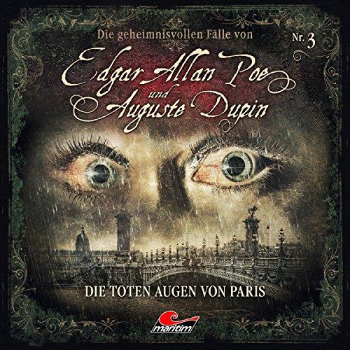 Couverture de Die toten Augen von Paris