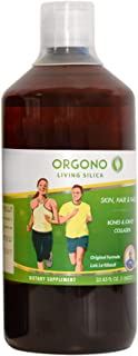 Silicium Laboratories LLC, Orgono Living Silica, 33.85 fl oz (1 l)