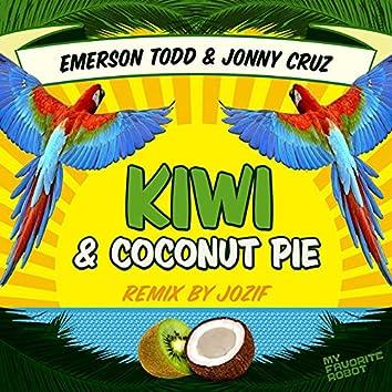 The Kiwi & Coconut Pie