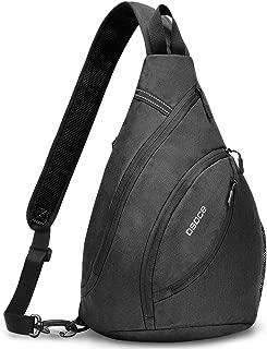 OSOCE Sling Bags,Shoulder Backpack,Over Chest Crossbody Bag Cover Pack Sport