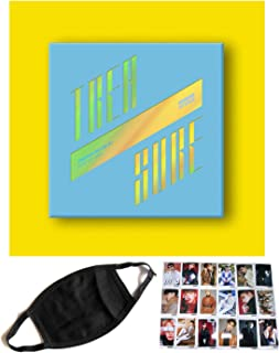 ATEEZ - Treasure EP.3 [Wave ver] ONE to All Album CD+Photo Booklet+Folding Poster+Photo Card+Postcard+Sticker+Extra Gifts