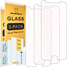 [3-Pack]- Mr.Shield for Motorola Moto E4 Plus/Moto E Plus (4th Generation) [Tempered Glass] Screen Protector [0.3mm Ultra Thin 9H Hardness 2.5D Round Edge] with Lifetime Replacement