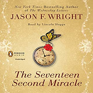 The Seventeen Second Miracle audiobook cover art