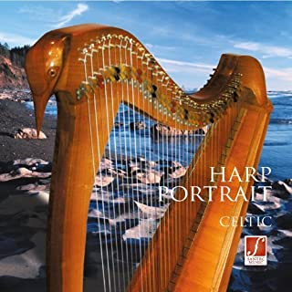 Harp Portrait Celtic - Dreamlike Celtic Harp Music for Relaxation. by Tobias Southcott