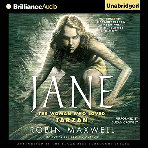 Jane: The Woman Who Loved Tarzan audiobook cover art