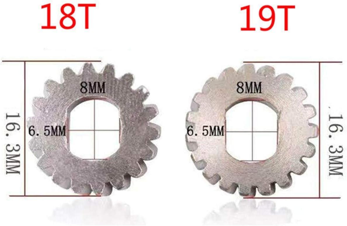 Color : 1pc 18T Super1Six Fen/être en Verre Voiture Universel Toit ouvrant Motor/éducteur Fit for Mini R53 R55 R56 R57 R58 R60