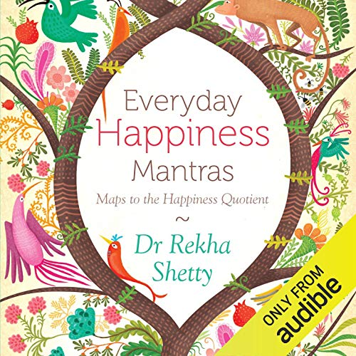 Everyday Happiness Mantras cover art