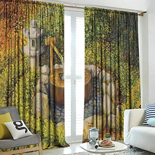 cortinas cocina zen