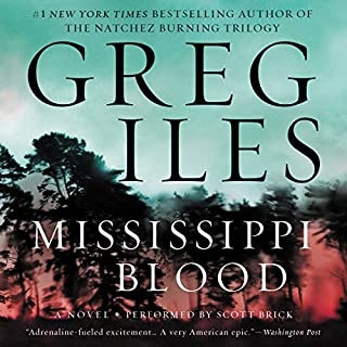 Page de couverture de Mississippi Blood