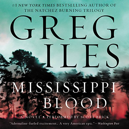 Mississippi Blood audiobook cover art