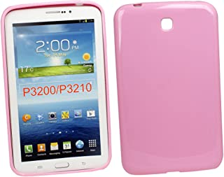 FONTASTIC LTSAGATAB37BC07Soft Cover for Samsung Galaxy Tab 3P3200Pink