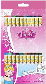 Disney AST0203 24 Princess Coloured Pencils