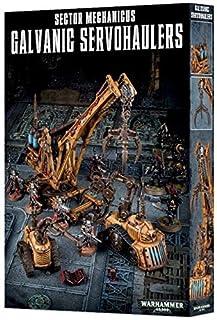 Games Workshop Warhammer 40K Shadow War Necromunda SECTOR MECHANICUS GALVANIC SERVOHAULERS