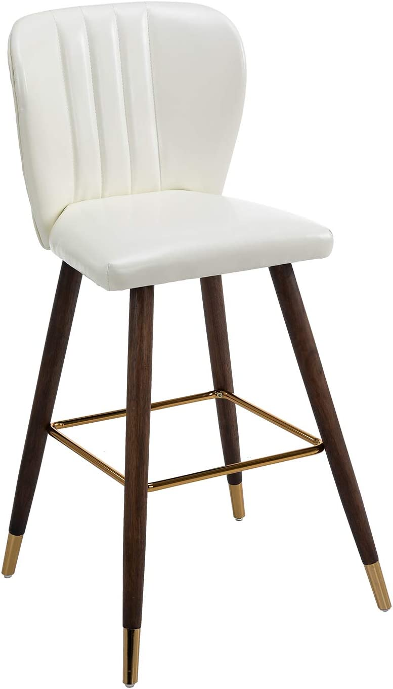 KERMS Rapid rise Bar Max 54% OFF Stool Leather 29.1