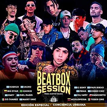 Beatbox Session: Conciencia Urbana
