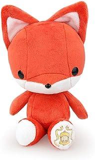 Bellzi Orange Fox Stuffed Animal Plush Toy - Adorable Plushie Toys and Gifts! - Foxxi