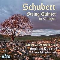 Schubert: String Quintet In C Major by Aeolian Quartet (2015-06-15)