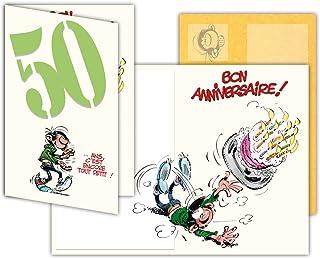 Amazon Fr Carte Anniversaire 50 Ans