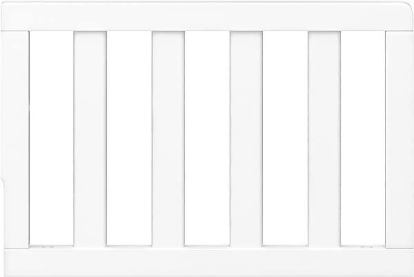 Graco 幼儿护栏白色安全护栏可转换婴儿床幼童床白色