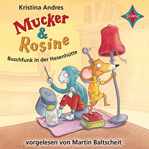 Buschfunk in der Hasenhütte     Mucker & Rosine              By:                                                                                                                                 Kristina Andres                               Narrated by:                                                                                                                                 Martin Baltscheit                      Length: 2 hrs and 23 mins     Not rated yet     Overall 0.0