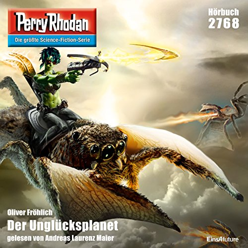 Der Unglücksplanet (Perry Rhodan 2768) Titelbild