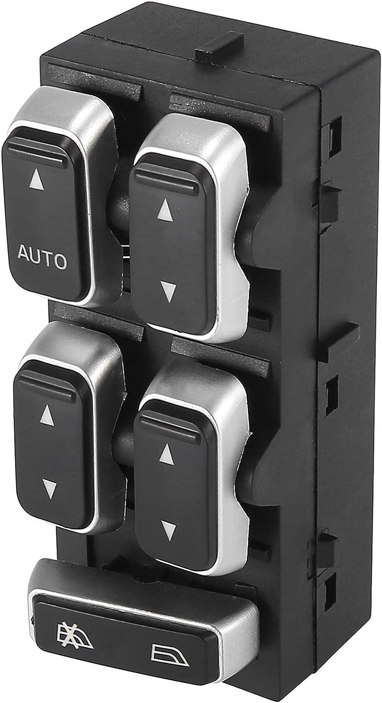 Ranking TOP19 X AUTOHAUX Power Master Window Side fo 5W1Z14529BA Switch Brand new Driver