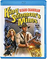 King Solomon's Mines [Blu-ray] [Import]