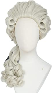 Best women's powdered wig Reviews