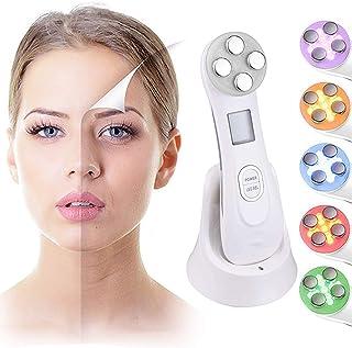 美の器械LEDライト療法のしわは顔の機械、表面のためのスキンケアの美機械をきつく締める反老化のアクネの皮の若返りの皮を取除きます
