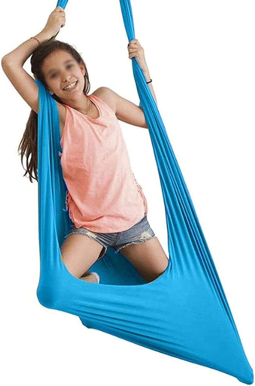 San Antonio Mall YXYH Indoor Therapy Swing for Hammock Sensory depot Chai Hanging Adult
