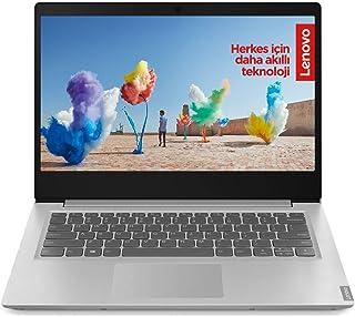 Lenovo Ideapad S145 Dizüstü Bilgisayar, 14 inç HD, Intel Pentium Silver N5000, 128GB SSD, 4GB RAM, 81MW003JTX, Windows 10 Home