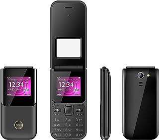 DARAGO F50 - 1.7-inch Dual SIM Mobile Phone - Black