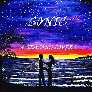 4 Seasons Lovers - EP