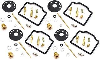 Set of 4 Carburetor Rebuild Kits - Compatible with Honda CB750K - 1972-1976