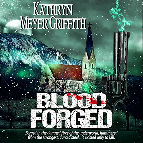 Blood Forge audiobook cover art