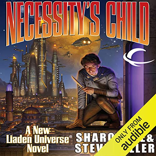 Necessity's Child audiobook cover art