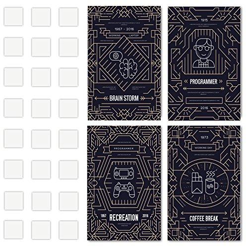 Preisvergleich Produktbild Unconditional Rosie Geek & Erfindungen Poster 11 x 17 Inch Future Technologies