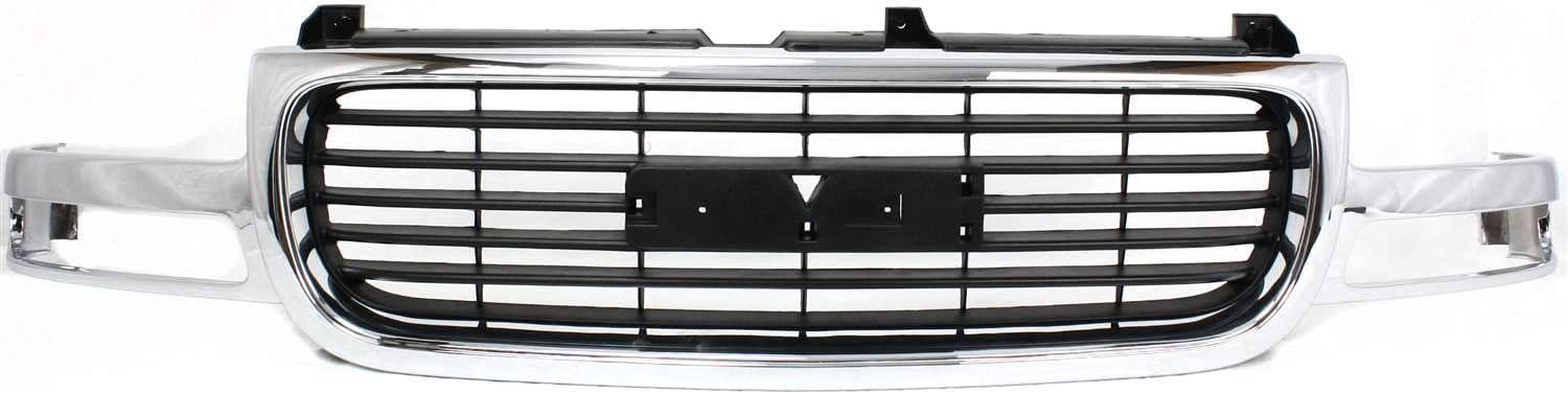 Garage-Pro Grille Assembly 新作販売 Compatible with 1999-2002 日本未発売 GMC SIERRA