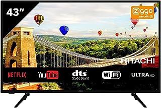 """Hitachi TV LED 43"""" 43HK5600 4K UHD,Smart TV"""