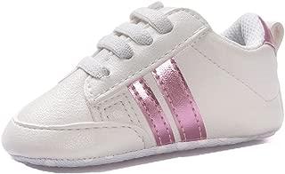 Fossen Zapatos de bebé calzado deportivo de cuero