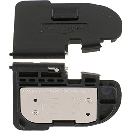 Battery Door Chamber Cover Lid Snap-On Cap Just for Canon EOS 7D ...