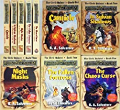 The Complete Cleric Quintet: Canticle;In Sylvan Shadows; Night Masks; The Fallen Fortress; The Chaos Curse (Forgotten Realms: The Cleric Quintet, 1, 2, 3, 4, 5)