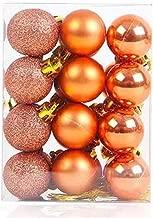 Best orange christmas tree ornaments Reviews